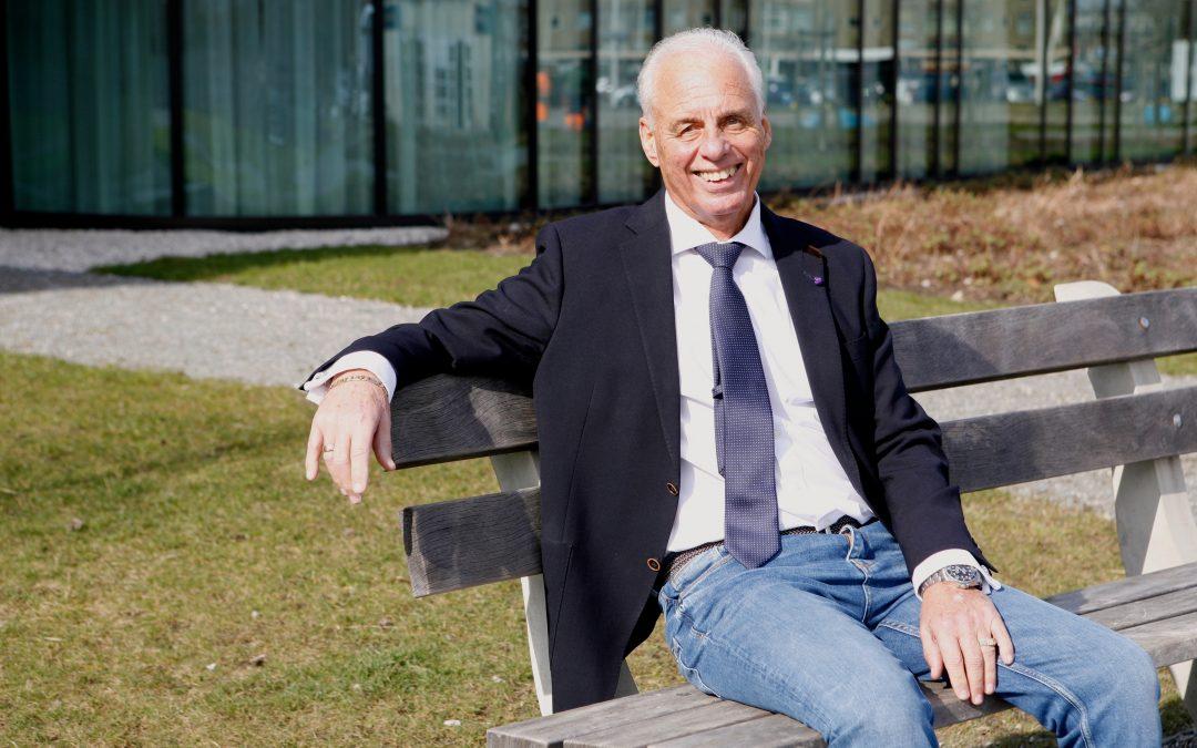 Henk Noordzij (70) dolblij met heupoperatie